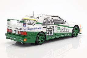modellautos Mercedes-Benz 190 E 2.5-16 Evo II Schumacher 1991 1:18