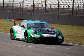 Porsche 911 GT3-R Schaeffler, Foto: Team75 Motorsport, Gruppe C Photography