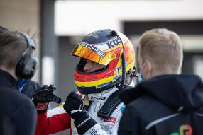 Timo Bernhard, Foto: Team75 Motorsport, Gruppe C Photography