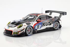 Porsche 911 GT3-R Nürburgring 2018 1:18