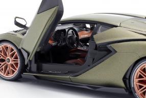 modelcars Lamborghini Sian FKP 37 2020 1:18