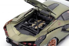 automodelli Lamborghini Sian FKP 37 2020 1:18