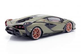 modellautos Lamborghini Sian FKP 37 2020 1:18