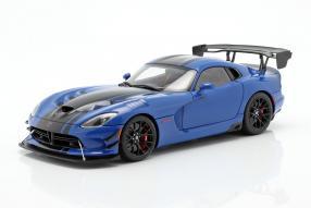 Dodge Viper ACR 2017 1:18 Autoart