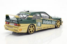 diecast miniatures Mercedes-Benz 190 E 2.5-16 Evo II 1:18 Thiim
