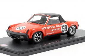 VW-Porsche 914/6 1971 1:43