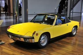 VW-Porsche 914, copyright Foto: Ralf Roletschek