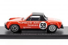 VW-Porsche 914/6 1971 1:43 Spark