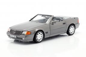 Mercedes-Benz 500 SL 1989 1:18