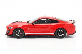 miniatures Ford Mustang Shelby GT500 1:12