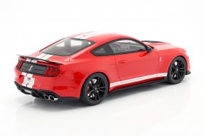 modelcars Ford Mustang Shelby GT500 1:12
