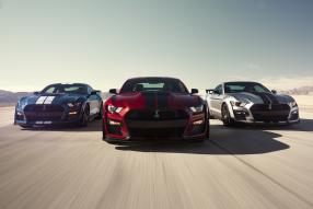 Ford Mustang Shelby GT500 2020, copyright Foto: Ford Motor Company