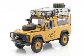 Land Rover 90 1985 Camel Trophy 1:18