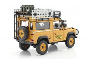 modelcars Land Rover 90 1985 Camel Trophy 1:18