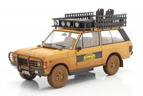 Land Rover Range Rover 1981 Camel Trophy 1:18