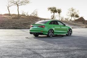 Audi RS 3 2018, copyright Foto: Audi AG