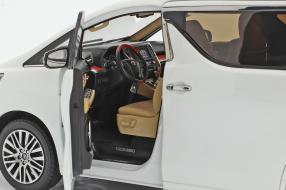diecast miniatures Toyota Alphard 1:18 KengFai