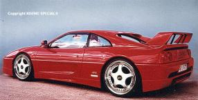 Ferrari F355 1995 Koenig Specials, copyright Foto: Koenig Specials