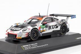 diecast miniatures Porsche 911 GT3 R 1:43 CMR