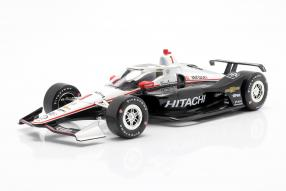 Penske Dallara Indycar-Series 2020 1:18 Greenlight