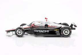 diecast miniatures Penske Dallara Indycar-Series 2020 1:18 Greenlight