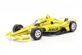 Castroneves, Penske Dallara Indycar-Series 2020 1:18 Greenlight