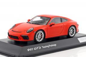 Porsche 911 GT3 Touring Package 2017 1:43