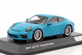 modelcars Porsche 911 GT3 Touring Package 2017 1:43