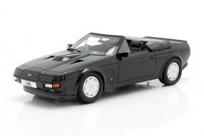 modellautos Aston Martin V8 Zagato Volante 1987 1:18