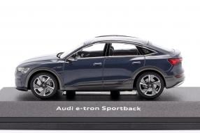 modelcars Audi e-tron Sportback 2020
