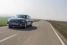 Audi e-tron Sportback 2020, copyright Foto: Audi AG