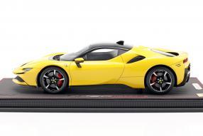 miniatures Ferrari SF90 Stradale 2019 1:18