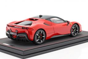 modelcars Ferrari SF90 Stradale 2019 1:18