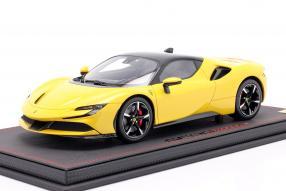 automodelli Ferrari SF90 Stradale 2019 1:18