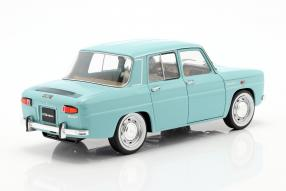 diecast miniatures Renault 8 Major 1967 1:18 Solido