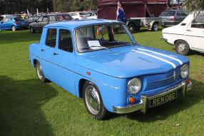 Renault 8 Gordini 1100 1965, copyright Foto: Jeremy from Sydney