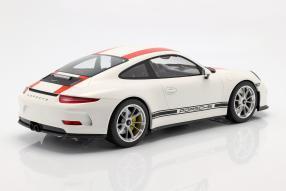 automodelli Porsche 911 R 2016 1:12