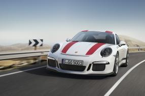 Porsche 911 R 2016, copyright Foto: Porsche AG
