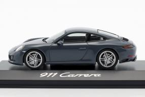 diecast miniatures Porsche 911 991 II 2016 1:43 Herpa