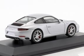 automodelli Porsche 911 991 II 2016 1:43 Herpa