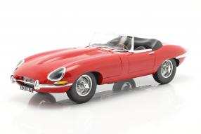 Jaguar E-Type Roadster 1962 1:12 Norev