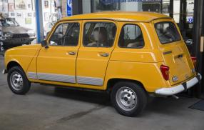 Renault 4 1984, copyright Foto: Mr. Choppers