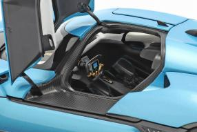 modellautos Nio EP9 2017 1:18 Almost Real