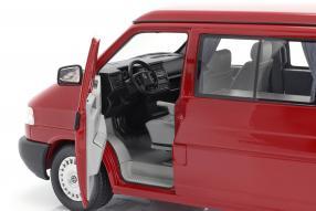 diecast miniatures Volkswagen Westfalia Camper T4b 1:18