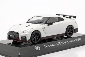 modelcars Nissan GT-R Nismo R35 2017 1:32 Altaya