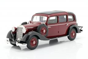 Mercedes-Benz 260 D W 138 1936 1:18 Triple9