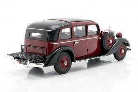 modellautos Mercedes-Benz 260 D W 138 1936 1:18 Triple9