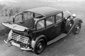 Mercedes-Benz 260 D W 138 1936, copyright Foto: Daimler AG