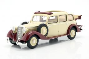 modelcars Mercedes-Benz 260 D W 138 1936 1:18 Triple9