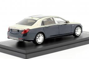 diecast miniatures Mercedes-Maybach S-Klasse 2019 1:43 Almost Real